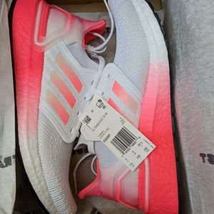 Adidas Ultraboost 20W Running Shoes Size 7.5